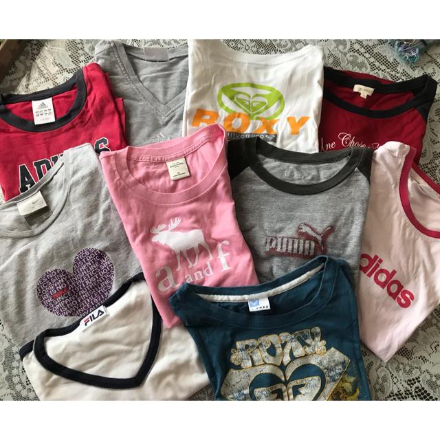 adidas(アディダス)のTシャツ 10枚 メンズのトップス(Tシャツ/カットソー(半袖/袖なし))の商品写真