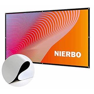 プロジェクター スクリーン 新しいアップグレード版 NIERBO 100インチ(プロジェクター)