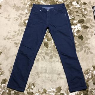 ジャーナルスタンダード(JOURNAL STANDARD)のJOURNAL STANDARD パンツ カラーパンツ チノパン シャツ 紺色(チノパン)