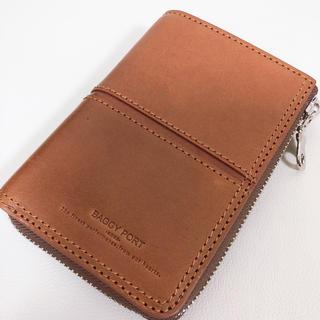 バギーポート(BAGGY PORT)のバギーポート ファスナー 二つ折り財布(折り財布)