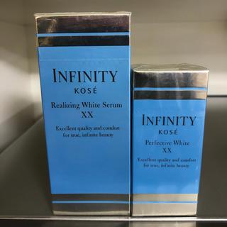 インフィニティ(Infinity)のインフィニティ 乳液 美容液 付けかえ用セット(美容液)