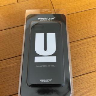 アンダーカバー(UNDERCOVER)のundercover iPhoneケース(iPhoneケース)