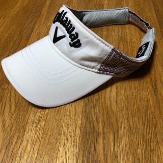 キャロウェイゴルフ(Callaway Golf)のゴルフ サンバイザー メンズ・あいぽん様専用(サンバイザー)