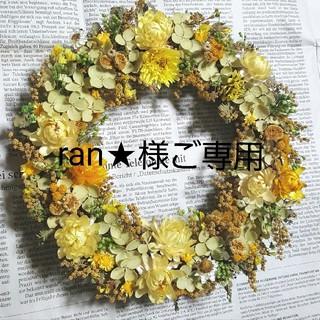 ran★ran様ご専用(ドライフラワー)