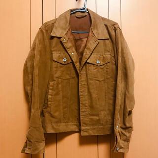 ジーユー(GU)のブラウン ジャケット GU(テーラードジャケット)