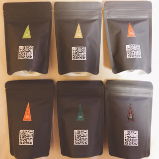 【未開封】崎原製茶 ティーバッグ 6種(茶)