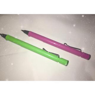 ラミー(LAMY)の【新品】ラミー シャープペン ピンク ミドリ 0.7ミリ(ペン/マーカー)