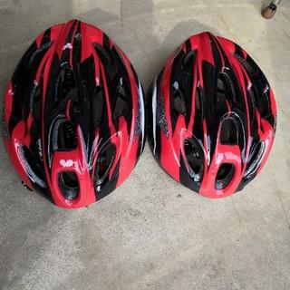 子供用ヘルメット 2個セット(自転車)