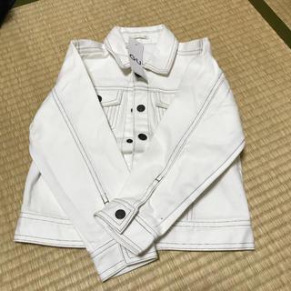 ジーユー(GU)のGU デニムジャケット(ジャケット/上着)