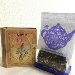 【お値引き中】BASILUR TEA & Trader joe's (茶)