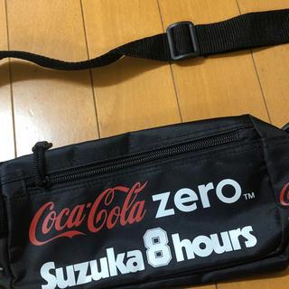 コカ・コーラ - コカコーラ鈴鹿8耐ポーチ