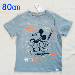 d2b7dfcb713ca ベビーギャップ ミッキー ベビー Tシャツの通販 39点