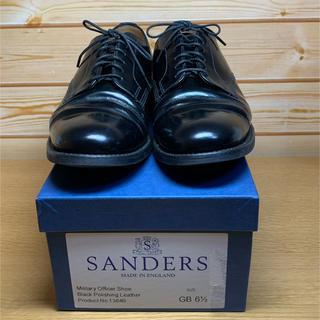 サンダース(SANDERS)の専用★SANDERS Military Officer Shoe UK6.5(ドレス/ビジネス)