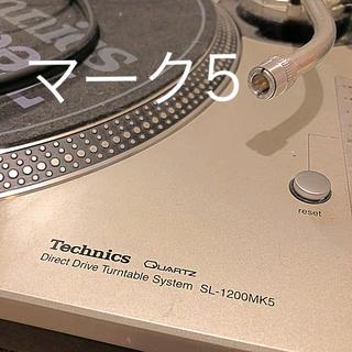 テクニクス タンテ マーク5(ターンテーブル)