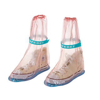 ★新品★防水シューズカバー  靴カバー ヴェネツィア 高潮対策 豪雨(長靴/レインシューズ)