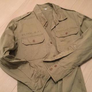 米軍服仕様ジャケット(ミリタリージャケット)