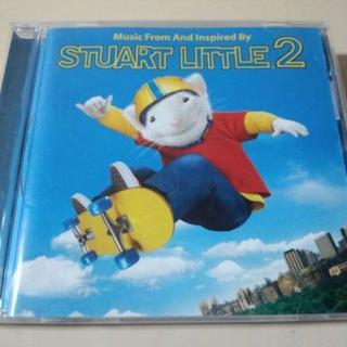 映画サントラCD「スチュアート・リトル 2 STUART LITTLE 2」●(映画音楽)