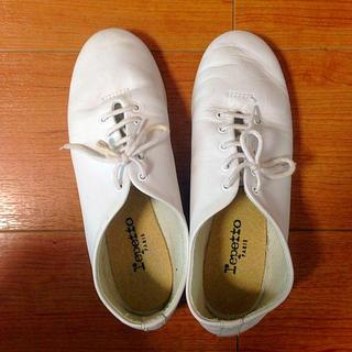 レペット(repetto)のレペットレースアップシューズ(ローファー/革靴)