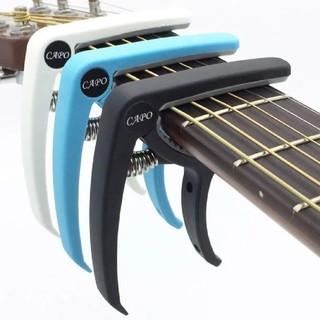ギター・ウクレレ用カポ(アコースティックギター)