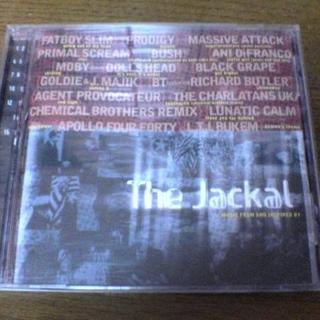 映画サントラCD「ザ・ジャッカルTHE JACKAL」ブルース・ウィリス(映画音楽)