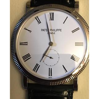 パテックフィリップ(PATEK PHILIPPE)のパテック フィリップ  メンズ腕時計(腕時計(アナログ))