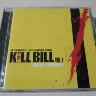 映画サントラCD「キル・ビルKILL BILL」布袋寅泰 タランティーノ(映画音楽)