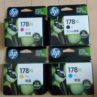 HP178XL純正インクカートリッジ(増量) HP178XL  新品・未開封品 (OA機器)