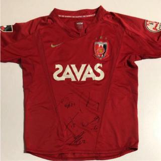 NIKE - 浦和レッズの色々な選手のサイン入りシャツ (値下げ)