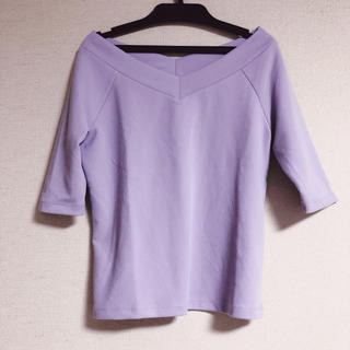 ジーユー(GU)のGU Tシャツ カットソー(Tシャツ(長袖/七分))