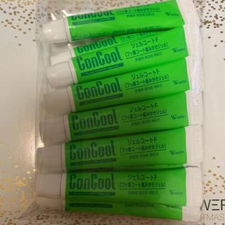 コンクールジェルコートF(歯磨き粉)