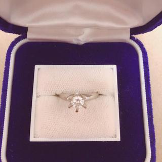 ダイヤモンドリング パールリングセット(リング(指輪))