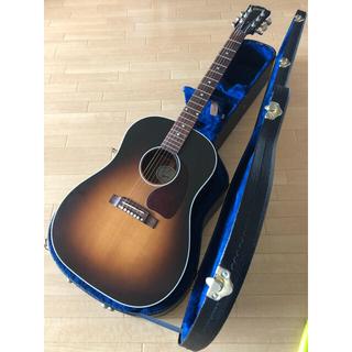 ギブソン(Gibson)のGibson ギブソン J-45 【ピックアップ搭載】(アコースティックギター)