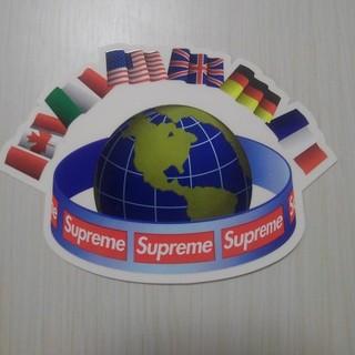 シュプリーム(Supreme)のレア 正規品 シュプリーム ステッカー PC ノートパソコン 車 カバン バイク(スーツケース/キャリーバッグ)
