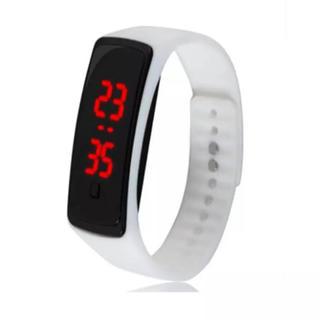 【ご機嫌セール^^*】【迅速発送】シリコンバンド 腕時計 スマートウォッチ 防水(腕時計(デジタル))