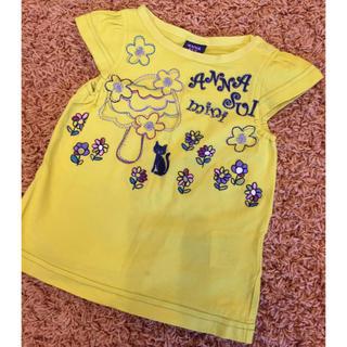 ANNA SUI mini - ⭐︎5/31まで ⭐︎アナスイミニ  Tシャツ  90