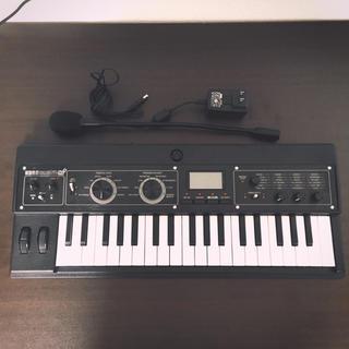コルグ(KORG)のmicroKORG XL+ マイクロコルグ エックスエルプラス(キーボード/シンセサイザー)