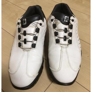 フットジョイ(FootJoy)の★ゴルフシューズ  FJ/フットジョイ 25cm (25W)ゴルフ(シューズ)