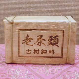 【黒茶】2012古樹純料老茶頭(熟茶) 500g/箱(茶)
