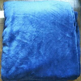 フランネルファイバー毛布 ダブル 春 ブランケット 職場 寝室 ペット 同棲(毛布)