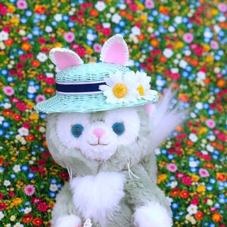 ジェラトーニ(ジェラトーニ)のI様専用 ダッフィーフレンズ ssサイズ用 帽子セット(ぬいぐるみ)