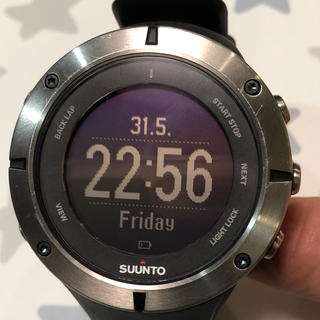 スント(SUUNTO)のSUUNTO AMBIT2 HR  スント アンビット 2  サファイア(腕時計(デジタル))