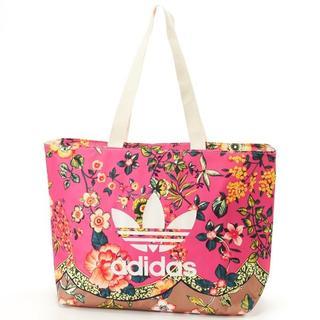 アディダス(adidas)の新品!レア adidas Originals☆FARM FLORALトートバック(トートバッグ)