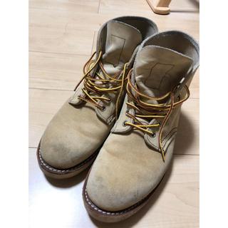 レッドウィング(REDWING)のレッドウィング 靴 ベージュ(スニーカー)