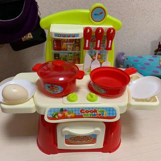 トイザラス(トイザらス)のキッチン(知育玩具)