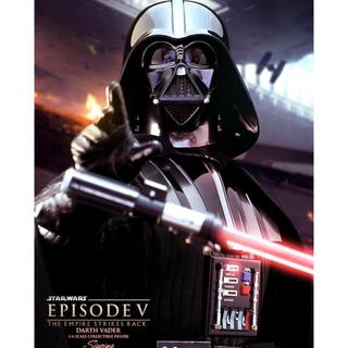 ホットトイズ ダースベイダー スターウォーズ エピソードⅤ 『帝国の逆襲』版(SF/ファンタジー/ホラー)