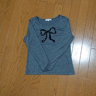 グローブ(grove)のgrove グローブロングTシャツ(Tシャツ(長袖/七分))