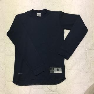 ナイキ(NIKE)の少年野球アンダーシャツ紺色(ウェア)