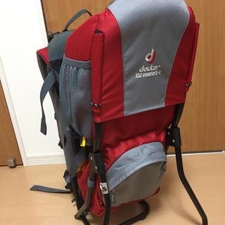 ドイター(Deuter)のキッズコンフォート1 (登山用品)