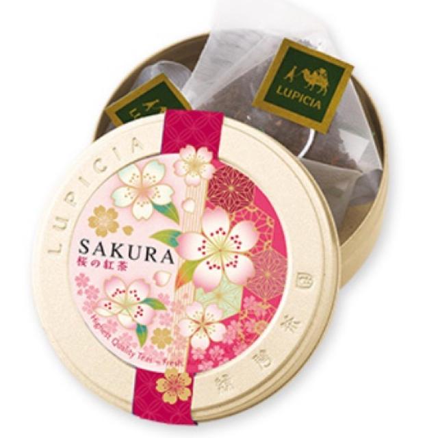 LUPICIA(ルピシア)のLUPICIA プチ缶ティーバッグセット3種 食品/飲料/酒の飲料(茶)の商品写真