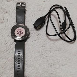 スント(SUUNTO)の定価:\62,640(税込) スント トラバース グラファイト GPS  腕時計(腕時計(デジタル))